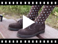 Video from Chaussures Blucher à lacets