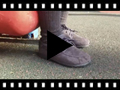 Video from Chaussures bateau Serratex à lacets