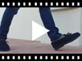 Video from Mocassin en suède à ruban