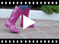Video from Bottes d'eau glitter