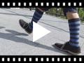 Video from Chaussures Blucher en suède