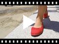 Video from Ballerines en Lin avec Dentelle