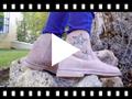 Video from Bottes pour Fille et Femme avec Étoiles et Fermeture Éclair