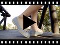 Video from Ballerines en Lin avec Ruban – Pour Fille & Femme
