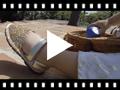 Video from Sandale Avarca Glitter Velcro