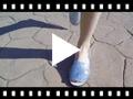 Video from Sandales Avarcas Glitter Fille & Femme