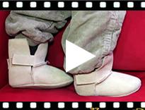 Video from Bottes bébé style esquimau