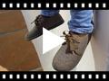 Video from Chaussures en toile façon Derbies pour Garçon