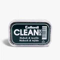 Eponge pour Nettoyer Chaussures en Daim, Nubuck et en Tissu