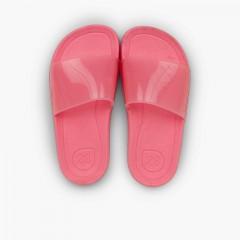 Sandales piscine fille garçon beach cristal Corail