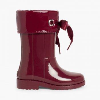 bottes de pluie fille 37