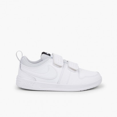 Baskets Sport Nike Blanc