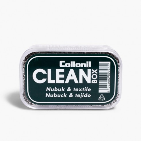 Eponge pour Nettoyer Chaussures en Daim en Nubuck et en Tissu Neutre