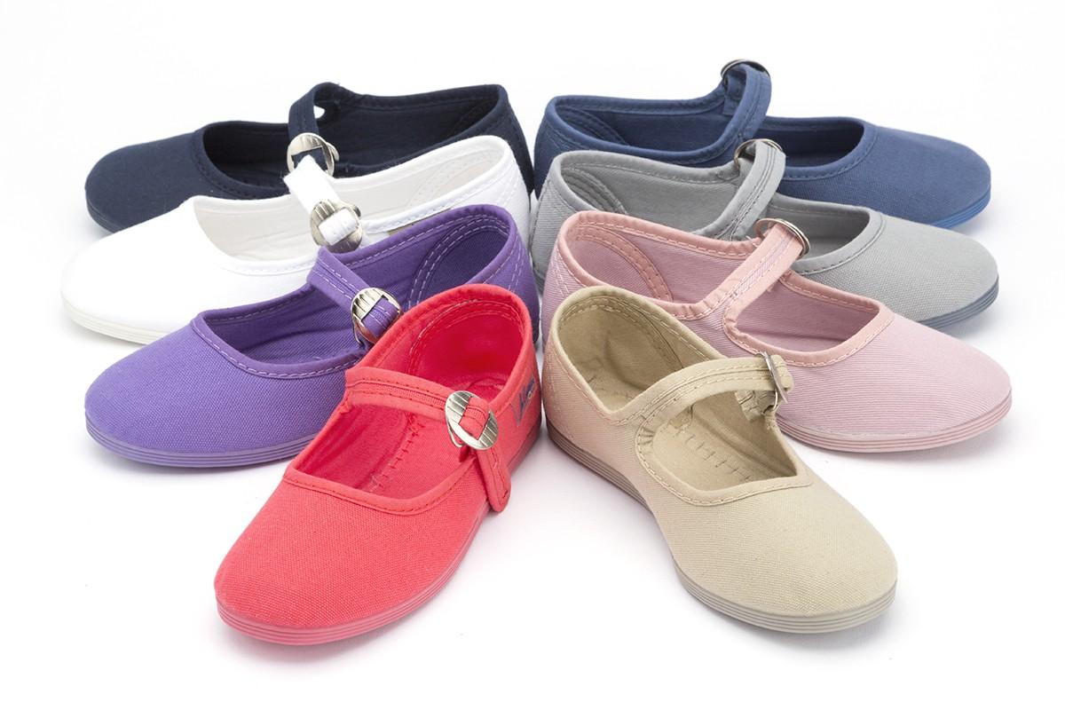 Chaussures en toile à boucle La Cadena