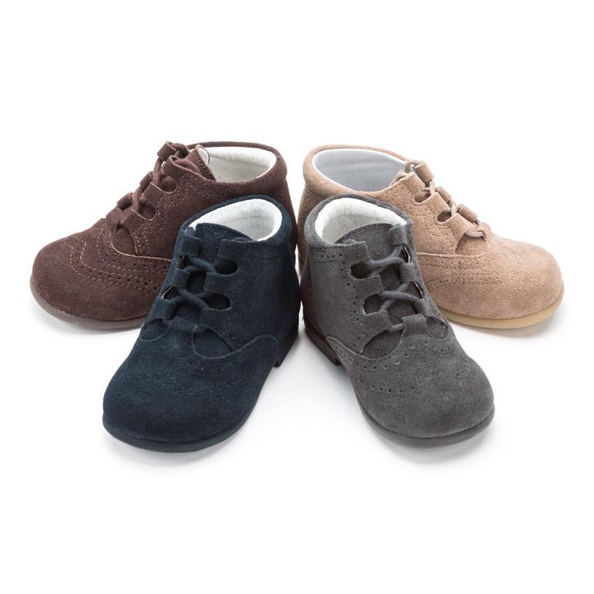 Bottes Chaussures Anglaises en Suède