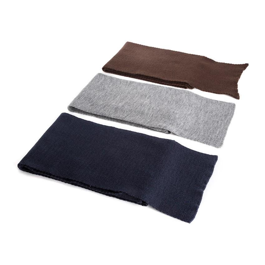 Écharpe en maille côtelée de la marque CONDOR