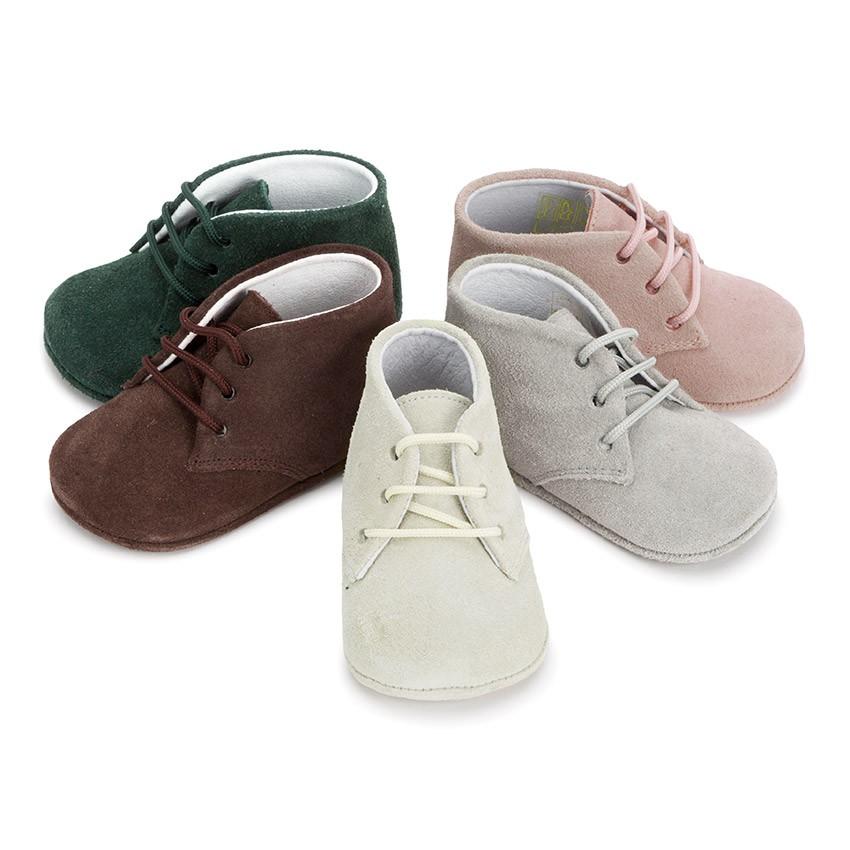 Chukka Boots à Lacets pour Bébé