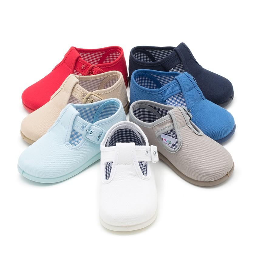 Sandales Salomés en toile