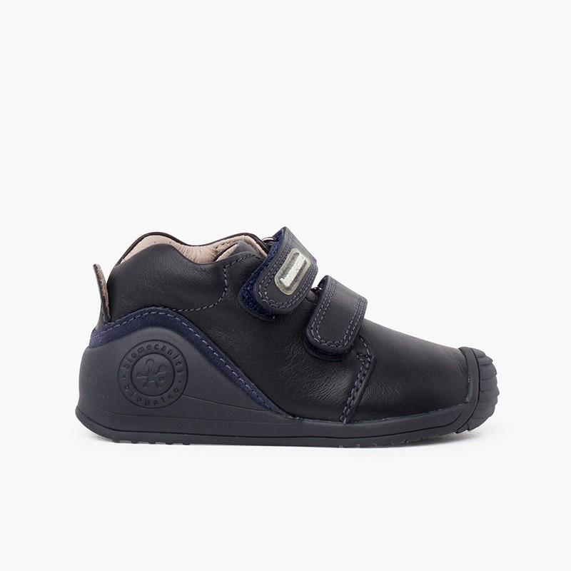 Chaussures d'école Biomecanics embout renforcé