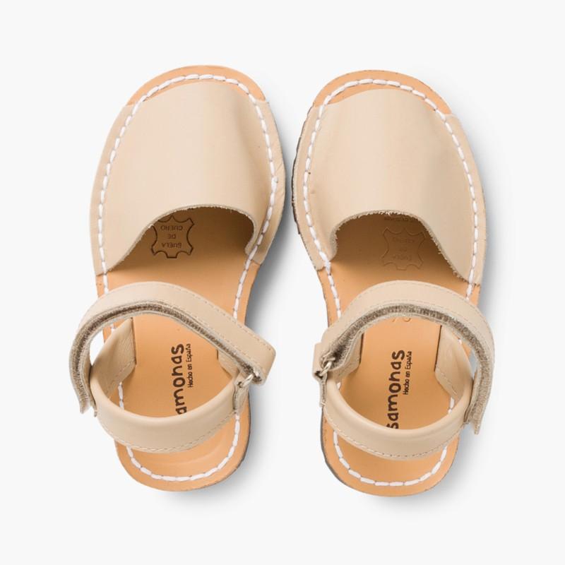 Sandale Avarca Enfants Sable