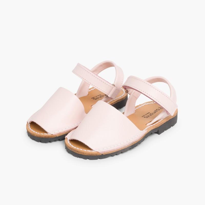 Sandale Avarca Enfants Rose