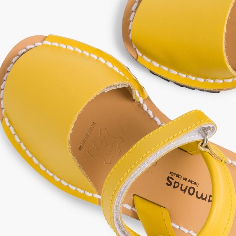 Sandale Avarca Enfants Jaune
