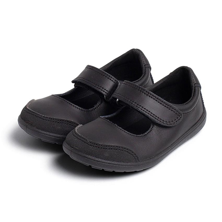 Chaussures d'école Fille lavable Babies à embout renforcé