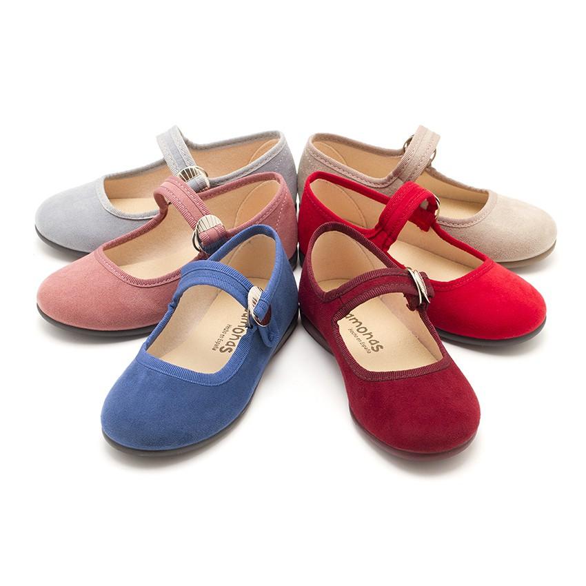 Chaussures Babies Bamara à Boucle