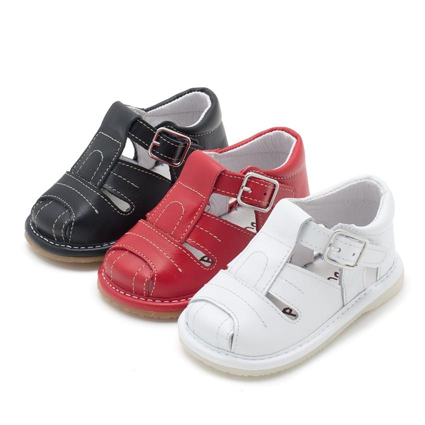 Sandales Bébé Garçon en Cuir