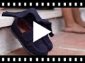 Video from Mocassins en Suède avec Velcro