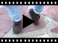 Video from Babies Bamara type Angelitos avec fermeture velcro à ruban