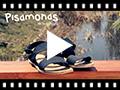 Video from Sandales Nubuck Avec Brides Larges