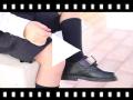 Video from Chaussures d'école avec Velcros pour Garçon