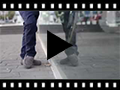 Video from Mocassins garçon en suède