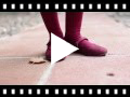 Video from Chaussures fille en serratex avec velcro