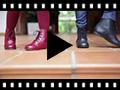 Video from Bottes en cuir pour filles
