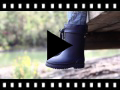 Video from Bottes de pluie pour petits enfants avec col ajustable Igor