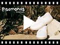 Video from Chaussures Derbies Façon Espadrille Avec Effet Satiné
