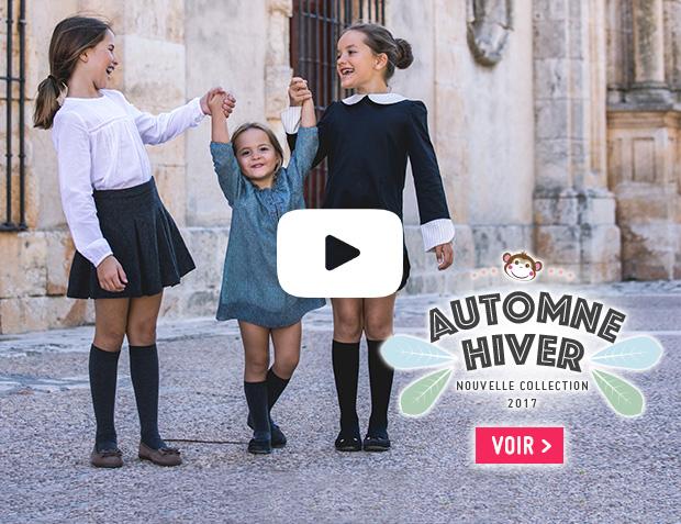 Vidéo Collection Automne Hiver 2017