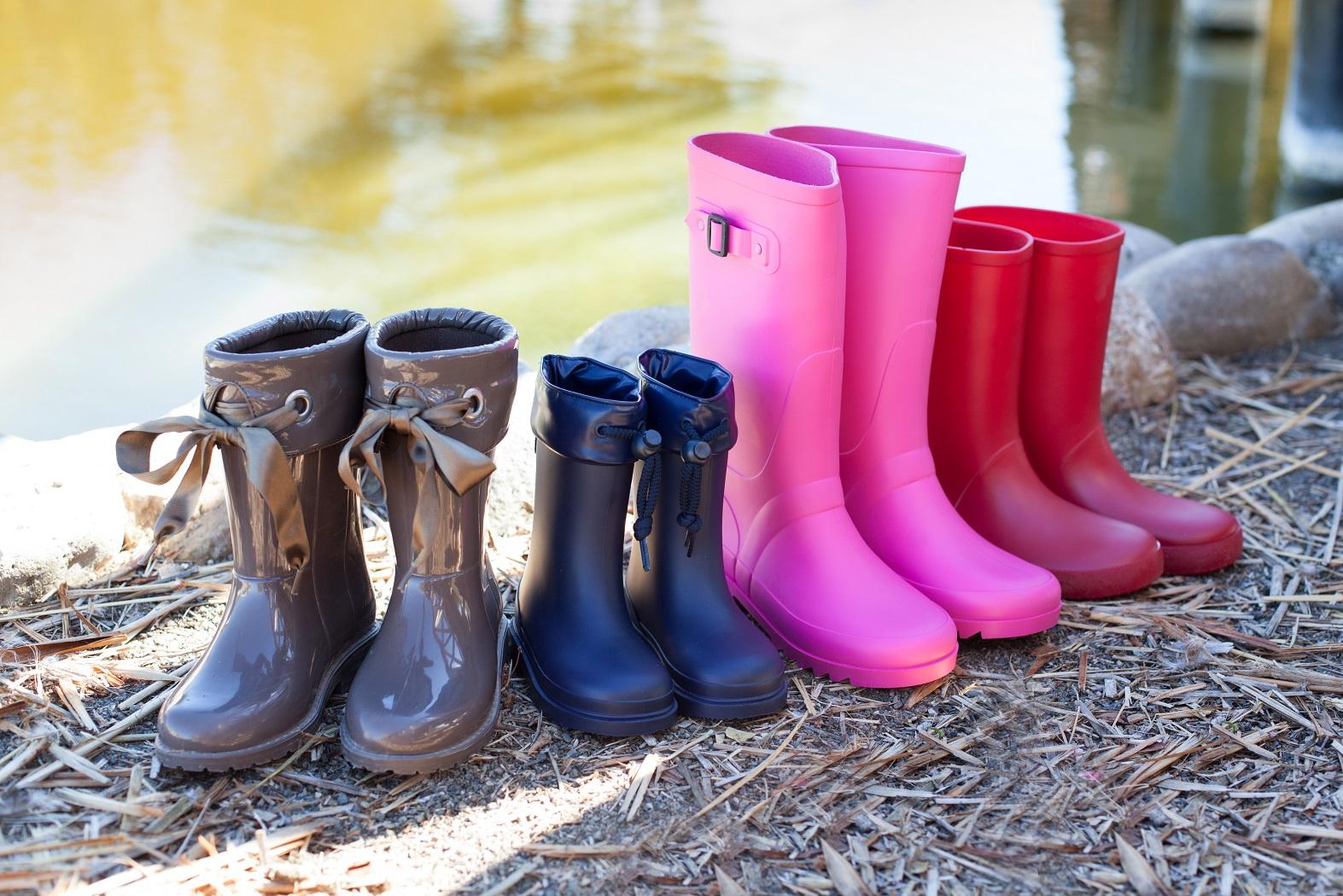 Comment nettoyer les bottes de pluie