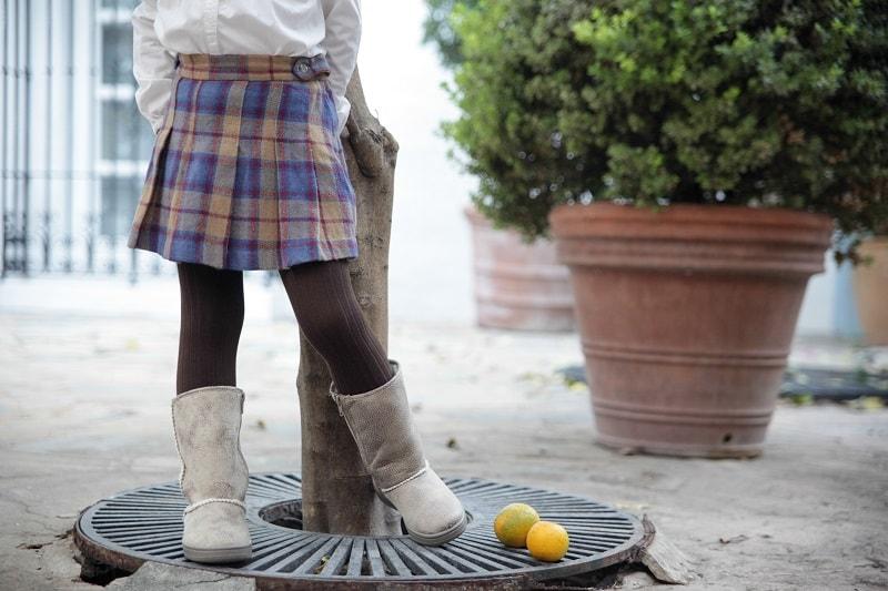 La mode des bottes australienne