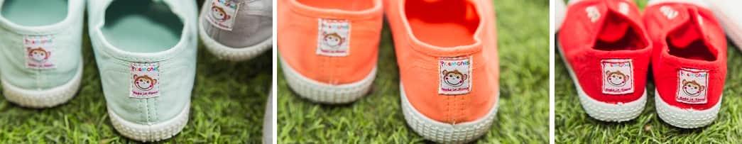Nouvelles couleurs 2015 pour les tennis sans lacets