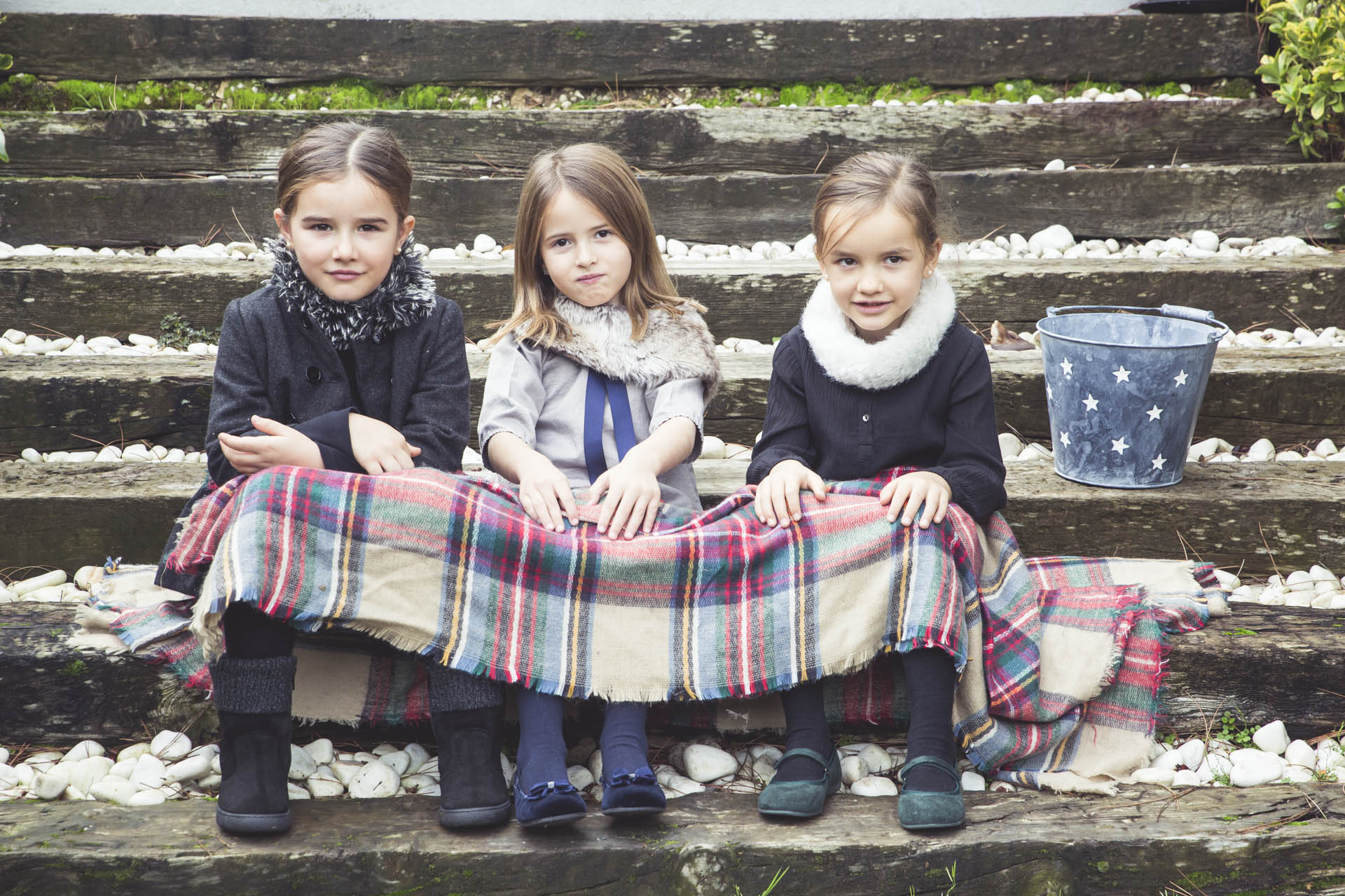 Vos filles élégantes avec Pisamonas