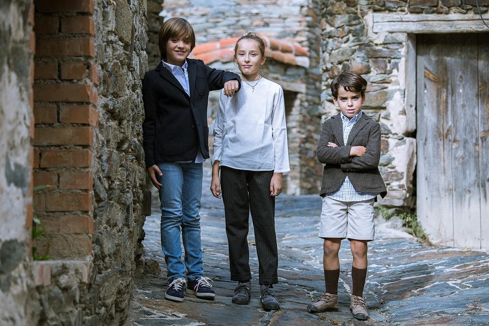 Zapatillas y Botas para Niños Pisamonas