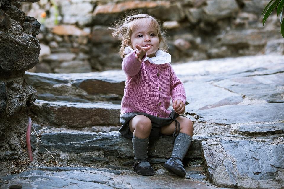 Merceditas Terciopelo para Bebé y Niñas
