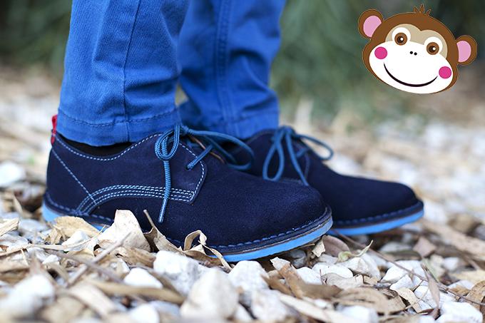 El Zapato blucher