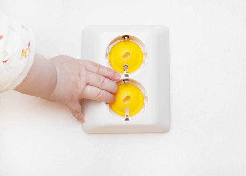 Protégez vos petits des accidents domestiques