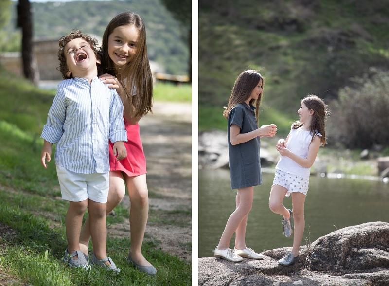 Chaussures de fille pour le printemps-été 2017
