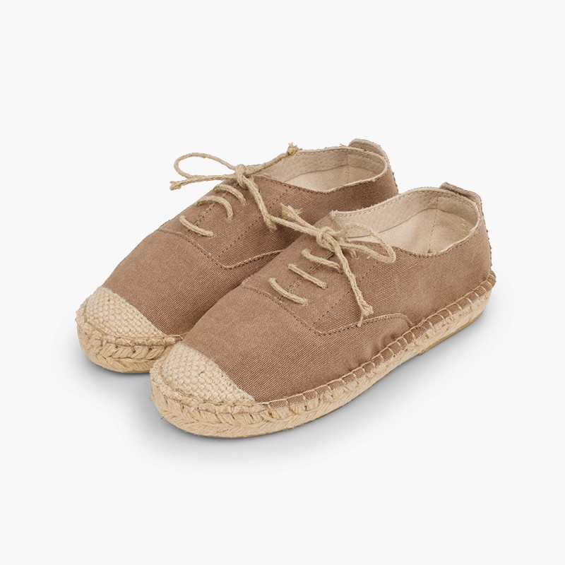 Chaussures jute