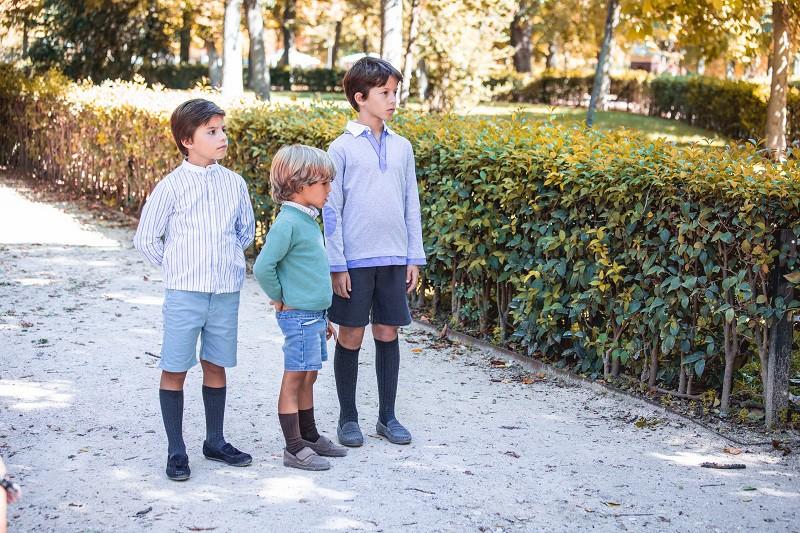 Chaussures pour les garçons